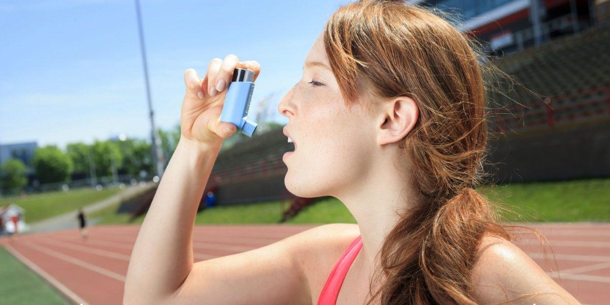 Wenn  die Luft  wegbleibt – Sportlich aktiv trotz Asthma