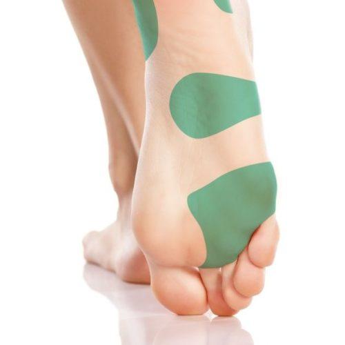 Regulation an der Fußsohle – Kleine Fläche, große Wirkung