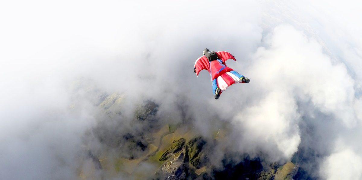 Extremsport – zwischen  Todesangst und totaler Euphorie