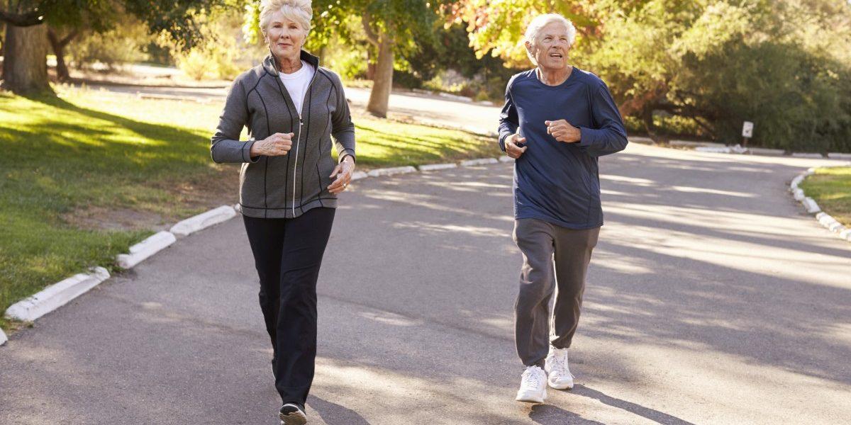 Bewegung gegen chronischen Schmerz bei älteren Patienten