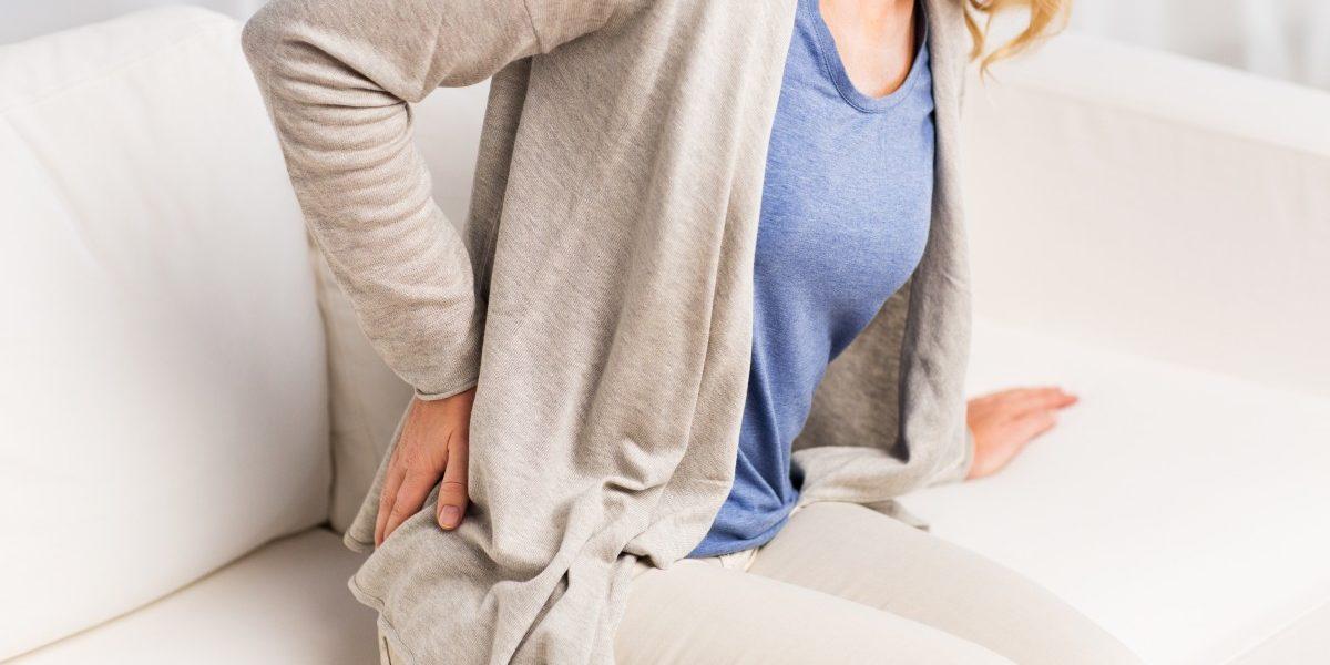 Chronische Schmerzen in der Lendenwirbelsäule: Antibiotika könnten helfen