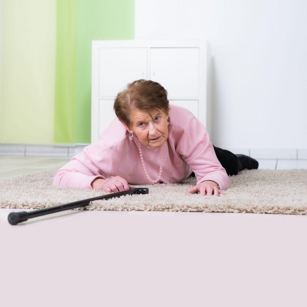 In Balance bleiben: Sturzprophylaxe bei Senioren