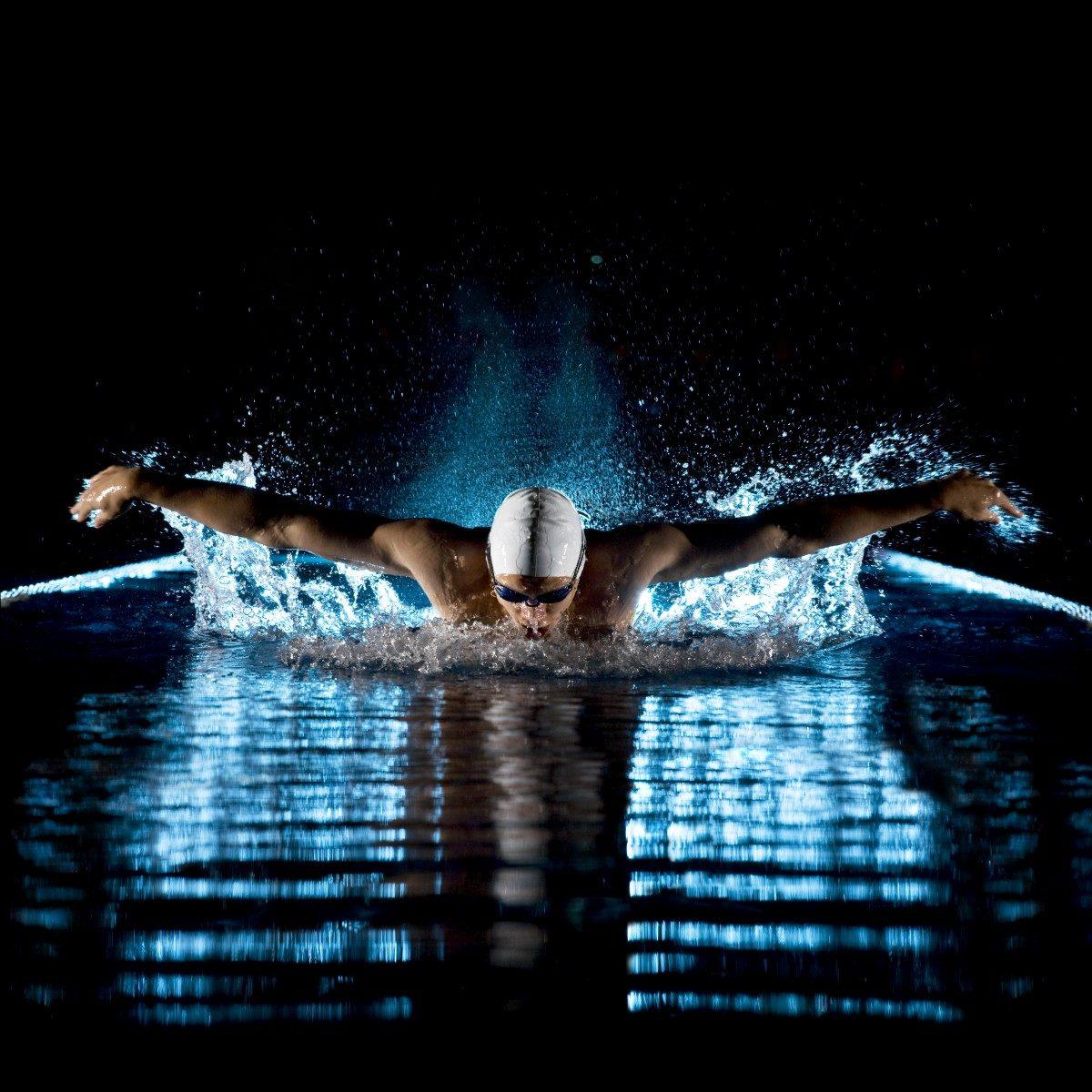 Entwicklung von Ausdauerleistungen deutscher Spitzenschwimmer über drei Jahrzehnte