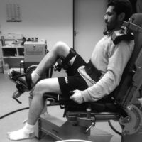 Der Einfluss von Fußaufsatztechnik und lokaler Muskelermüdung der Plantar- und Dorsalflexoren auf die plantare Druckverteilung beim Laufen
