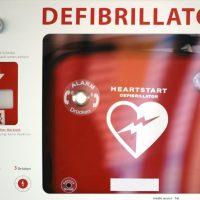 Defibrillatoren in Amateursportstätten sinnvoll