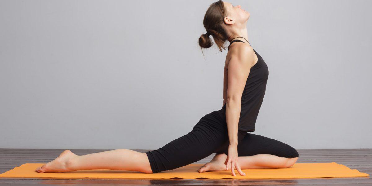 Nach Hüft-OP: Nicht alle Yoga-Übungen sind geeignet