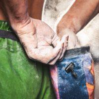 Feinstaubbelastung beim Bouldern und Sportklettern