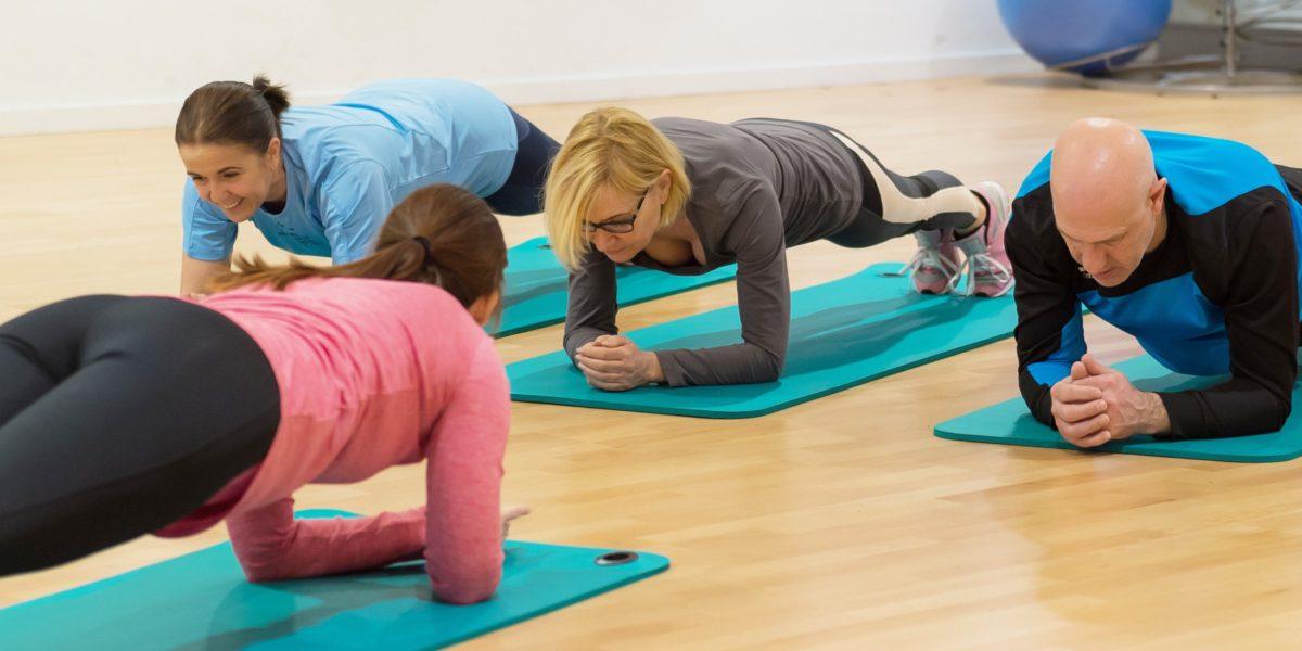 Rückenschmerzpatienten profitieren von Training unabhängig von der Diagnose