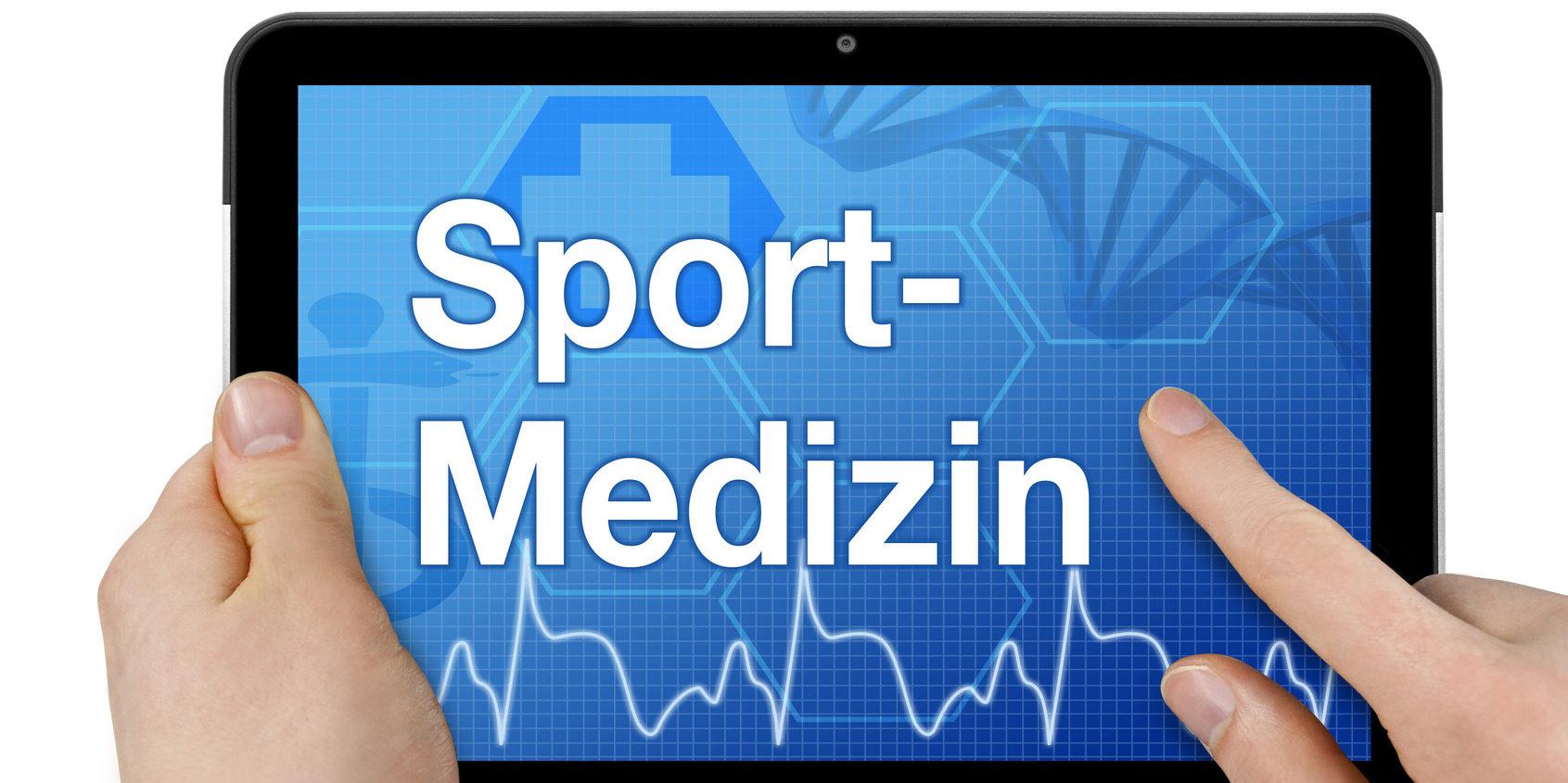 Die drei Säulen der Sportmedizin und ein Blick in die Zukunft