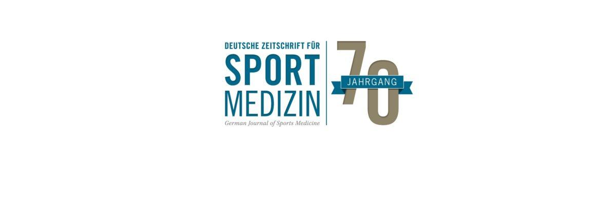 70. Jahrgang der Deutschen Zeitschrift für Sportmedizin