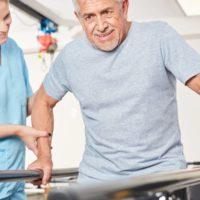 Parkinson: Laufband-Training mit Perturbationen verbessert Mobilität