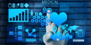 Symbolbild Digitale Gesundheit