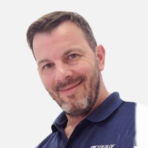 Rainer Sieven, Physiotherapeut, Dipl.-Sportlehrer, Lehrstabsmitglied und Referent Deutscher Olympischer Sportbund