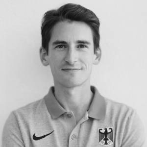 Prof. Dr. Sven Reuter, Facharzt für Orthopädie und Unfallchirurgie sowie Physiotherapeut, Mannschaftsarzt des deutschen Leichtathletik- Mehrkampfteams