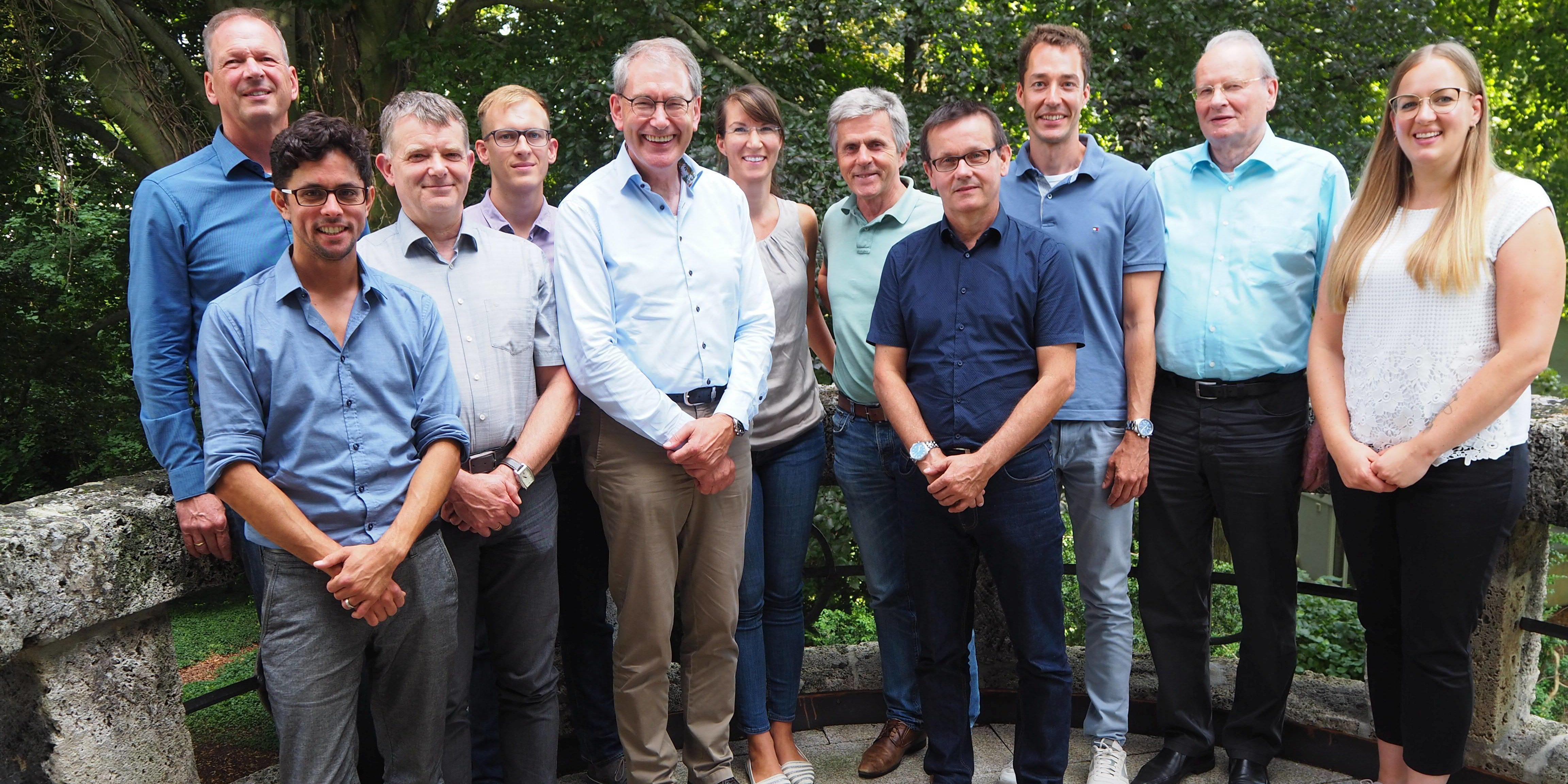 Schriftleitersitzung der DZSM &  Einsetzung neuer Junior Editors