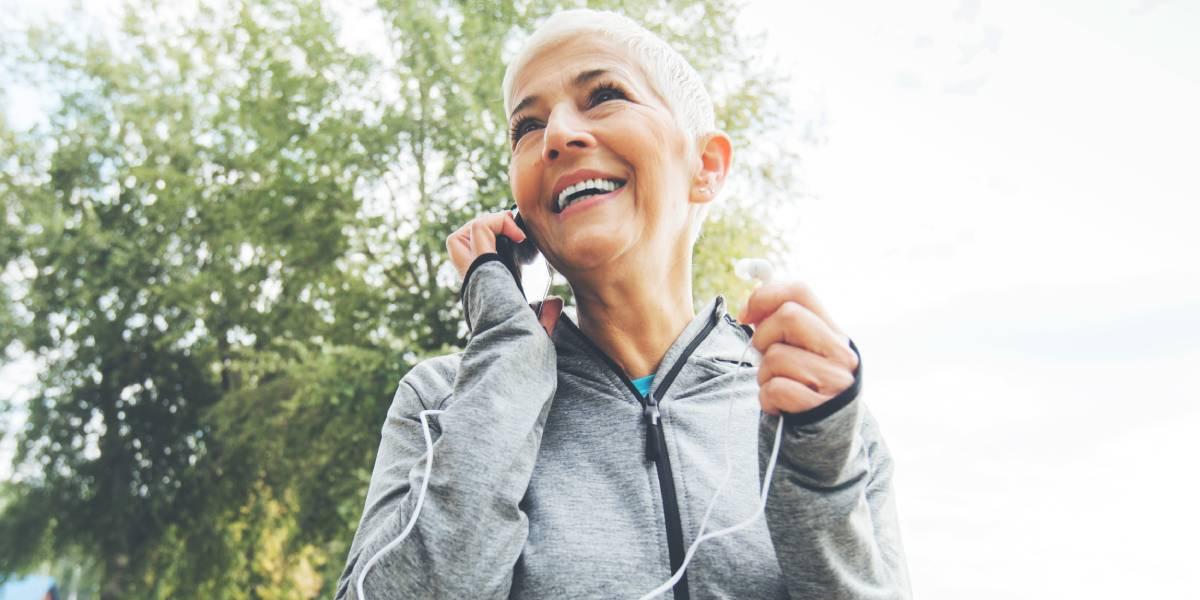 Neueste Erkenntnisse zu körperlicher Aktivität und Altern