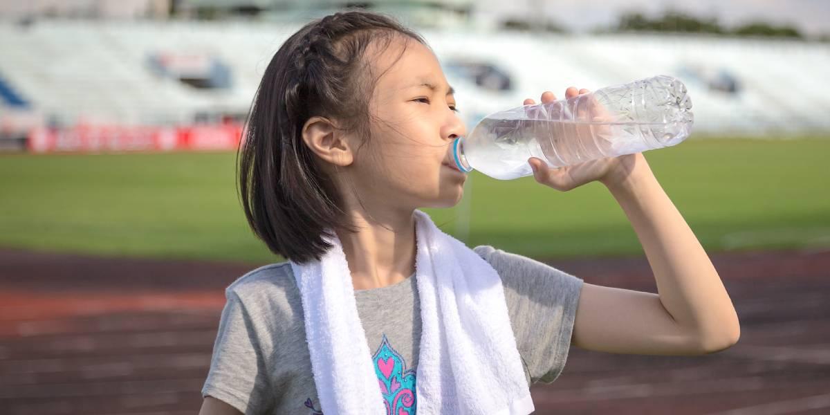 Sport bei großer Hitze für Kinder und Jugendliche