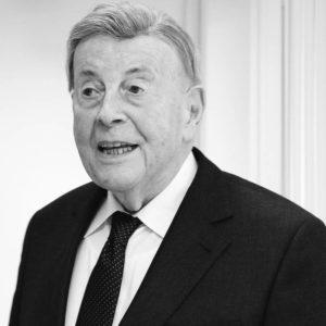 Prof. Wildor Hollman, ehemaliger Hauptschriftleiter der DZSM (1959 – 1998)