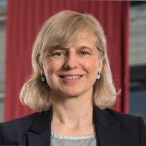 Prof. Dr. Birgit Schulte-Frei, Dekanin des Fachbereichs Gesundheit & Soziales