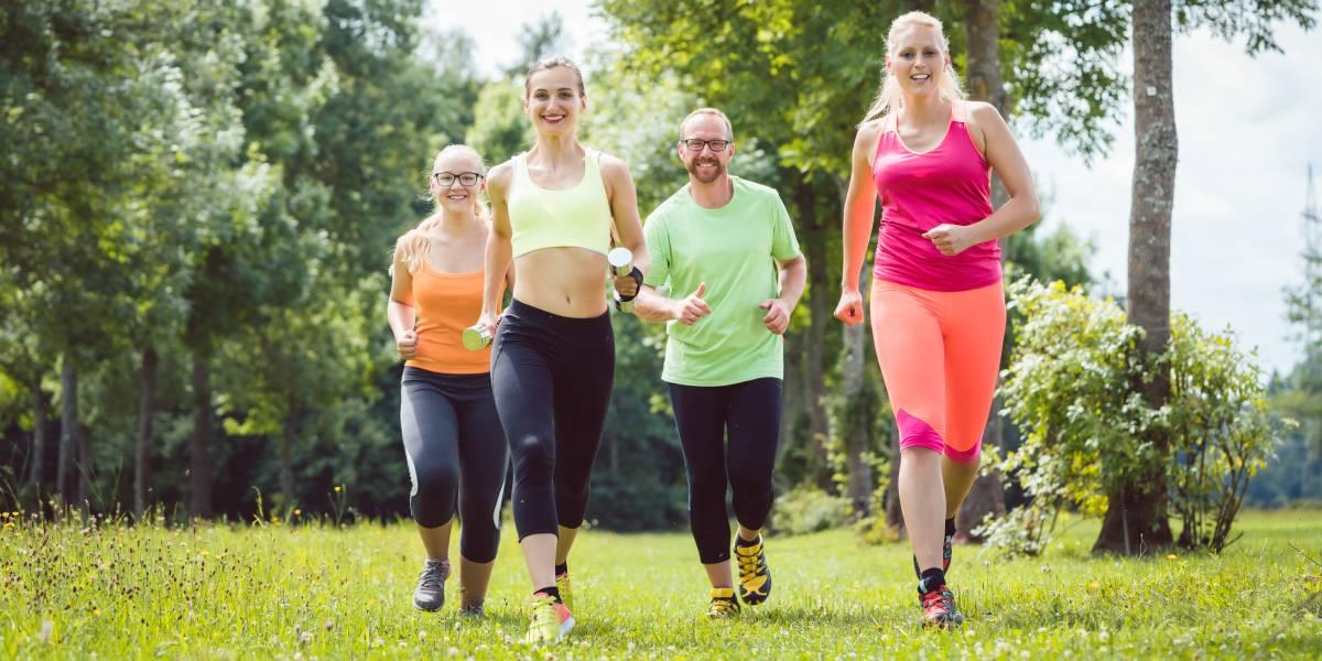 Einmal Joggen pro Woche senkt die Mortalität