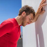 Übertrainingssyndrom: Burnout als Folge maximaler kognitiver Kontrolle