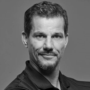 Lars Lienhard, ehemaliger Leistungssportler und Neuroathletiktrainer