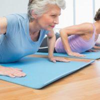 Pilates nach der Menopause verbessert Schlaf und Stimmung