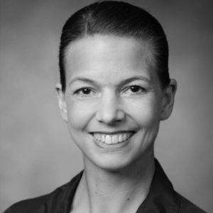 Ulla Schmid-Fetzer, ehemalige Profitänzerin und Neuroathletiktrainerin