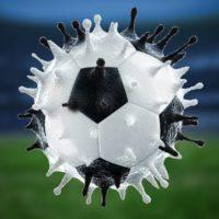 Sport und COVID-19, die Krankheit, die von dem SARS-CoV-2-Coronavirus verursacht wird