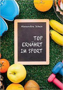 Buchtitel Top ernährt im Sport
