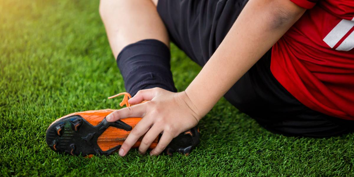 Knöchelverstauchungen passieren meist gegen Spielende – aber warum?