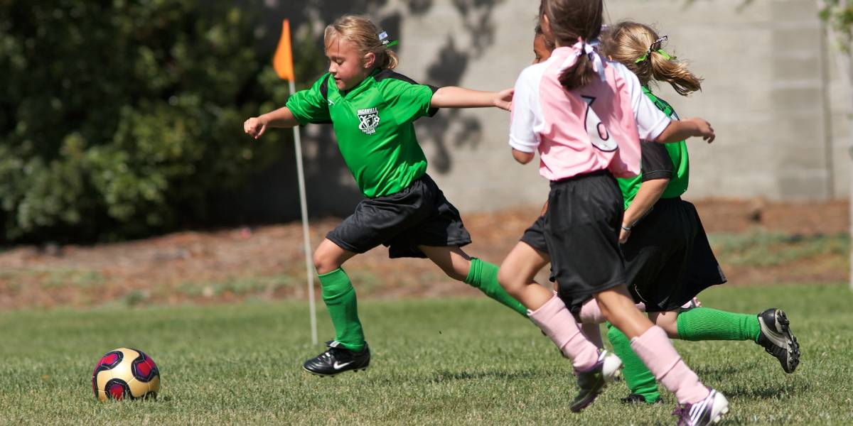Woran Mädchen und Jungen beim Sport am meisten Spaß haben