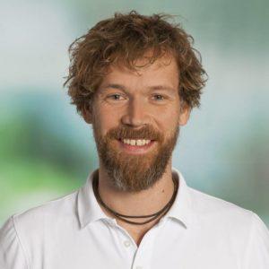 Benjamin Schmitt, Sportwissenschaftler, Katharina-Schroth-Klinik Bad Sobernheim