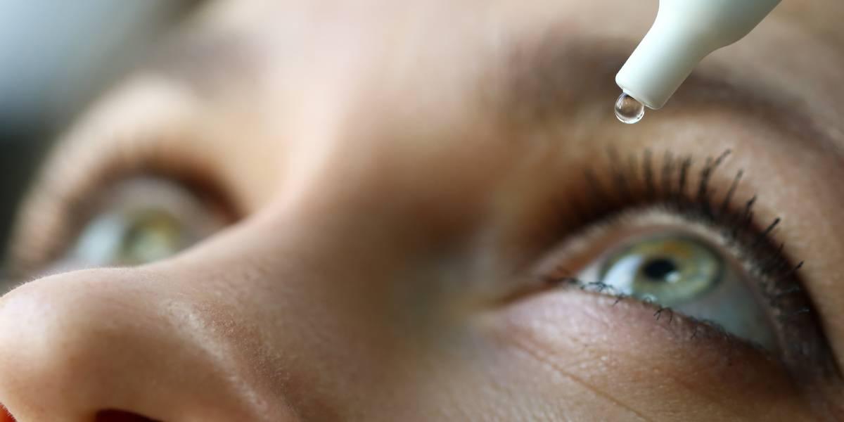 Dopingrelevanz von Augenmedikamenten im Sport