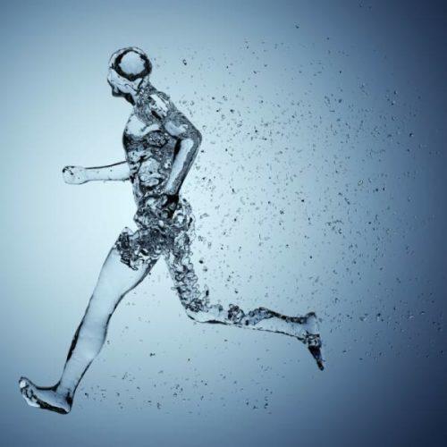 Flüssigkeitsmanagement im Sport