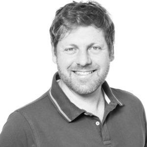 Jörg Mayer, Sport- und Bewegungstherapeut, Osteopath und Sportphysiotherapeut des DOSB, München