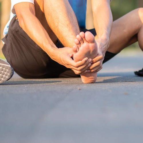 Plantarfasziitis: Das Fersenstechen der Sprinter und Springer