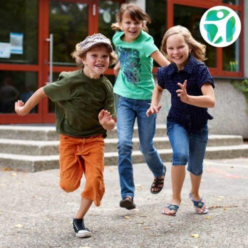 Bewegungsförderung in der Schule: ein prädestiniertes Setting zur Prävention