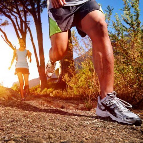 Laufsportler leiden deutlich seltener an lumbalen Rückenschmerzen
