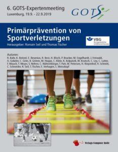 Buchcover Primärprävention von Sportverletzungen, GOTS