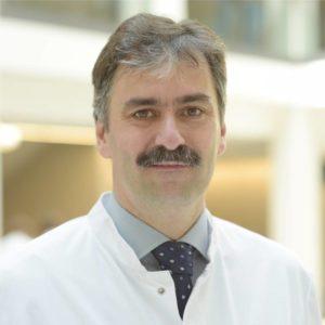 Prof. Dr. Carsten Perka, Ärztlicher Direktor des Centrums für Muskuloskelettale Chirurgie, Klinik für Orthopädie und Unfallchirurgie an der Charité Berlin