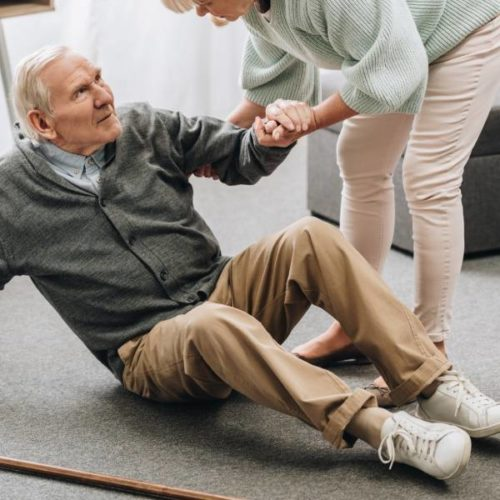 Kein vermindertes Sturzrisiko bei Senioren durch Vitamin D