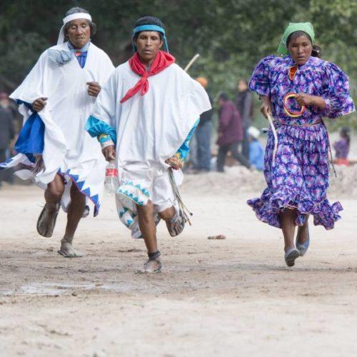 Warum sind die Tarahumara-Indianer in Mexiko so leistungsfähige Gebirgslangstreckenläufer?
