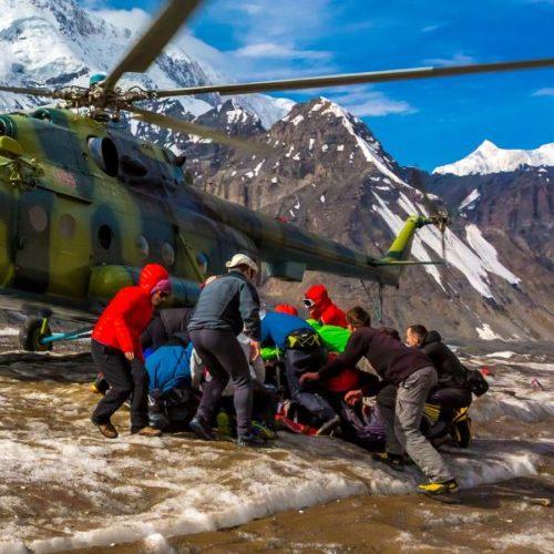 Bergsteiger als Kameradenretter – mangelnde Erste Hilfe-Kenntnisse und minimale technische Anforderungen