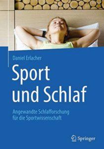 Buchcover Sport und Schlaf