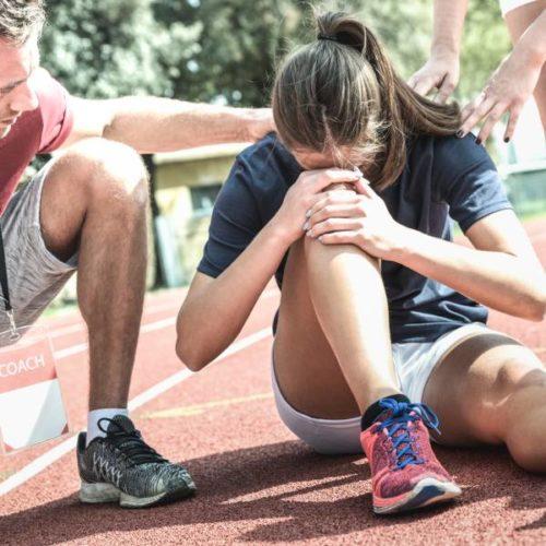 Playing hurt: Wettkampf trotz Schmerzen schon im Jugendsport ein relevantes Problem