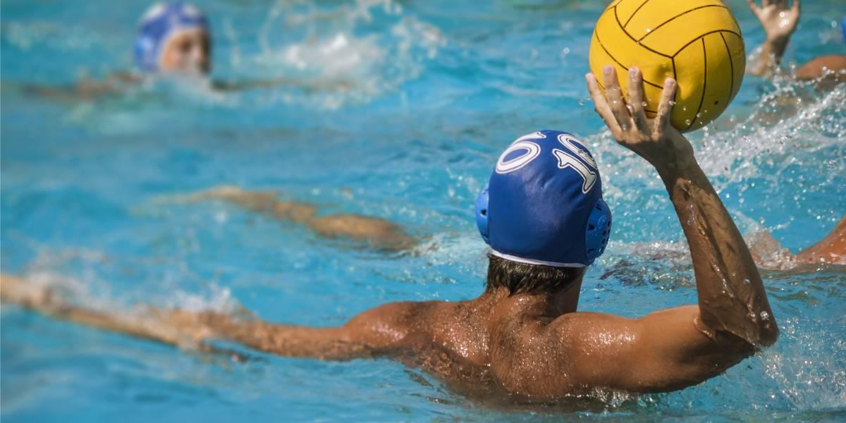 Verletzungen und Krankheiten bei olympischen Wasserball-Sportlern