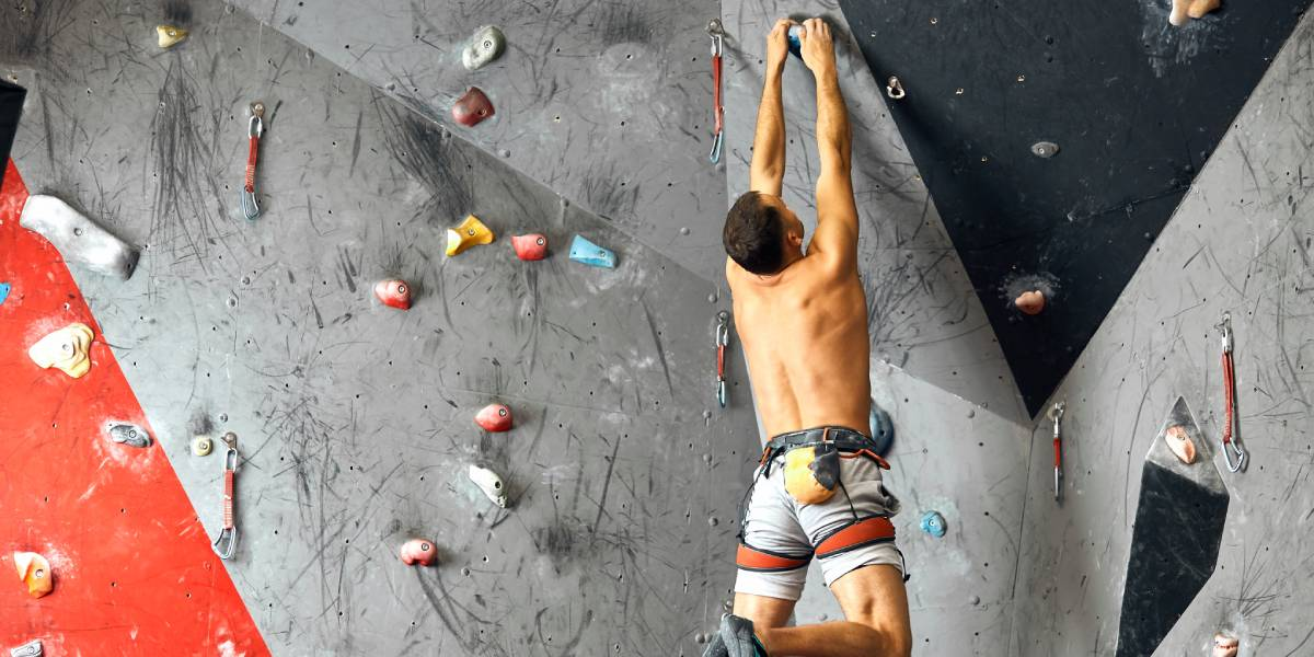 Prävention von Kletterverletzungen
