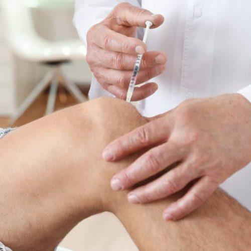 Injektionen bei Kniearthrose: neue Therapieoptionen