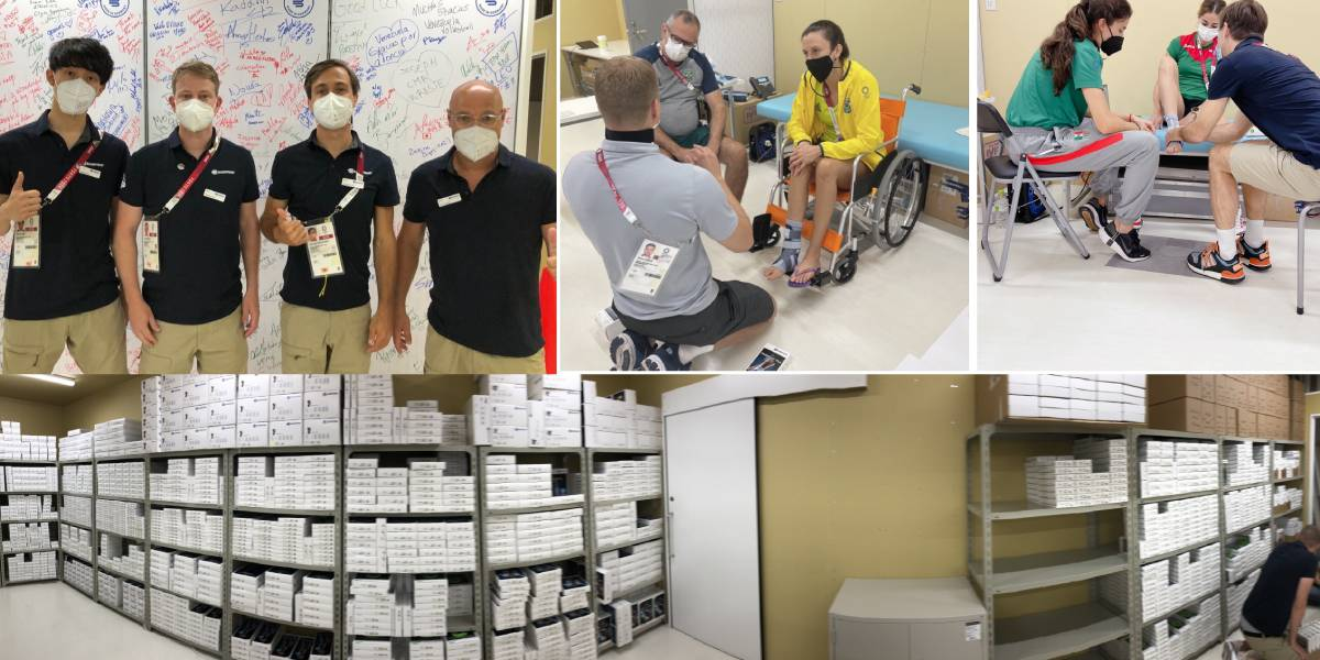 Einblicke in die orthopädische Akutversorgung in Tokio